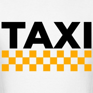 New York Taxi Long Sleeve Shirts - Men's T-Shirt
