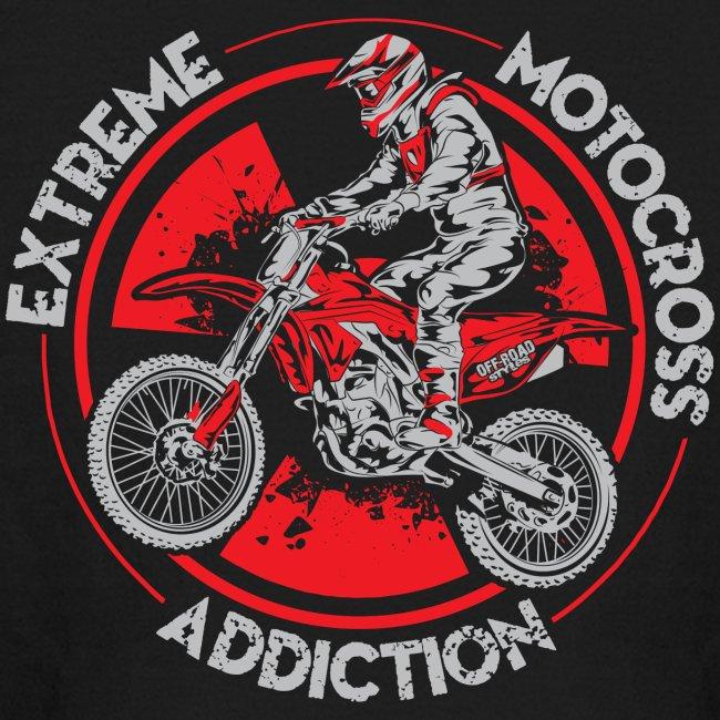 Honda MotoX Addiction