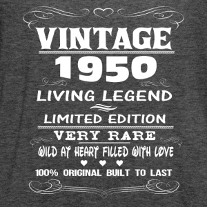 VINTAGE 1950 Women's T-Shirts - Women's Flowy Tank Top by Bella