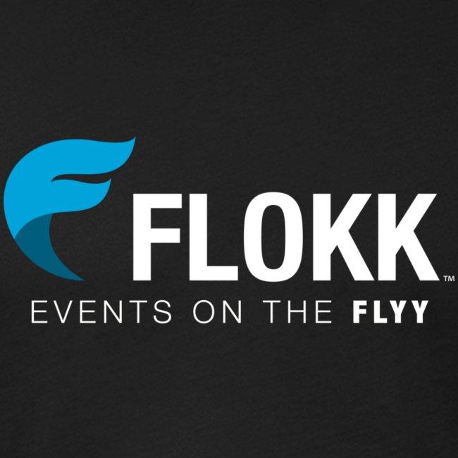 Men's Black Flokk Premium T-Shirt