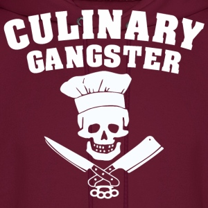 Culinary Gangster Chef - Men's Hoodie