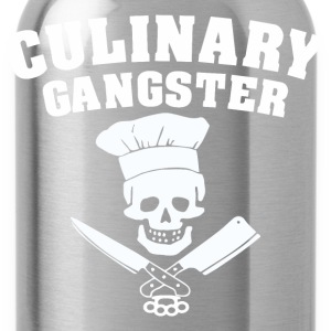 Culinary Gangster Chef - Water Bottle