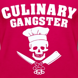 Culinary Gangster Chef - Women's Premium Tank Top