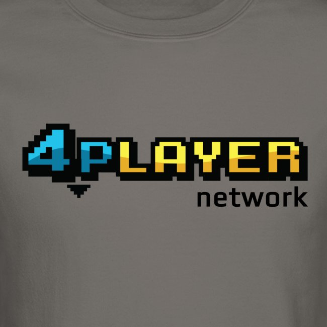 4PlayerNetwork Logo Women's T Shirt