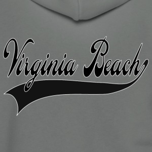 virginia beach Baby & Toddler Shirts - Unisex Fleece Zip Hoodie by American Apparel