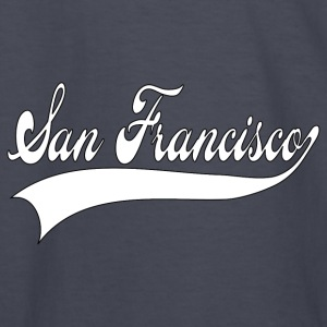 san francisco Hoodies - Kids' Long Sleeve T-Shirt