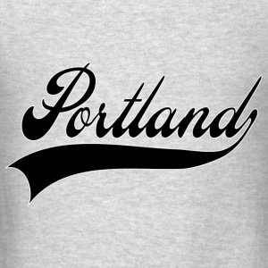 portland Hoodies - Men's T-Shirt