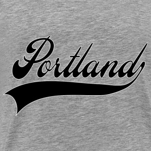 portland Hoodies - Men's Premium T-Shirt