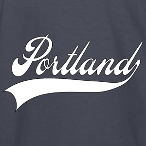 portland Hoodies - Kids' Long Sleeve T-Shirt