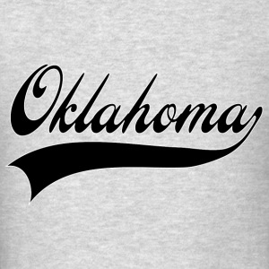 oklahoma Hoodies - Men's T-Shirt