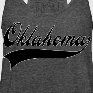 oklahoma T-Shirts - Women's Flowy Tank Top by Bella