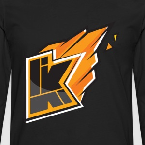 Kwebbelkop - Men's Premium Long Sleeve T-Shirt