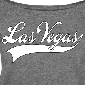 las vegas T-Shirts - Women's Wideneck Sweatshirt