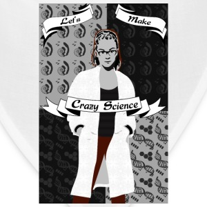 Let's Make Crazy Science Cosima Orphan Black LGBT Women's T-Shirts - Bandana