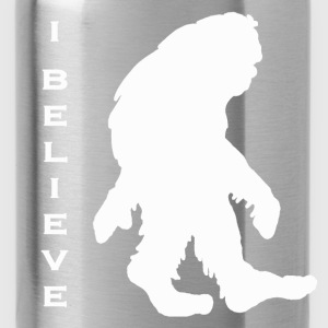 Bigfoot I believe w - Water Bottle