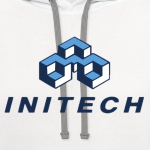 Office Space: Intech - Contrast Hoodie