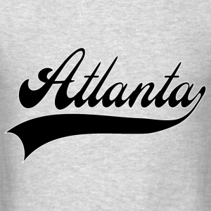 atlanta Hoodies - Men's T-Shirt