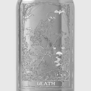 Death Card T-Shirts - Water Bottle