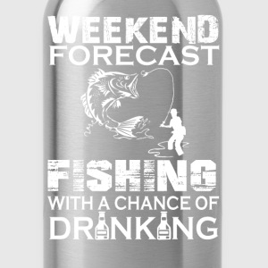 WEEKEND FORECAST FISHING - Water Bottle