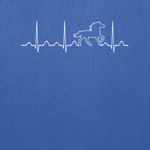 HORSE HEARTBEAT - Tote Bag
