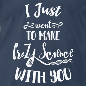 I Just Want To Make Crazy Science With You Cosima Tank Tops - Men's Premium T-Shirt
