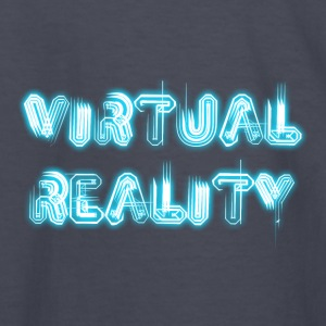 VIRTUAL REALITY (CAD title) - Kids' Long Sleeve T-Shirt