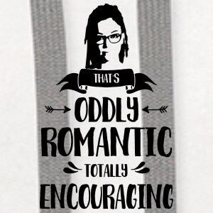 That's Oddly Romantic Totally Encouraging Cosima Accessories - Contrast Hoodie