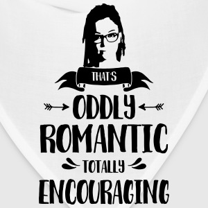 That's Oddly Romantic Totally Encouraging Cosima Accessories - Bandana
