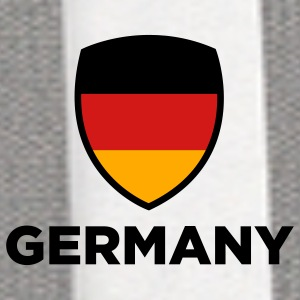 National Flag of Germany Accessories - Contrast Hoodie