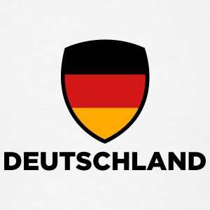 National Flag of Germany Mugs & Drinkware - Men's T-Shirt