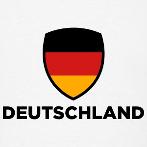 National Flag of Germany Caps - Men's T-Shirt