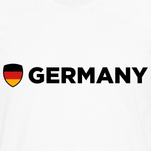 National Flag of Germany Kids' Shirts - Men's Premium Long Sleeve T-Shirt