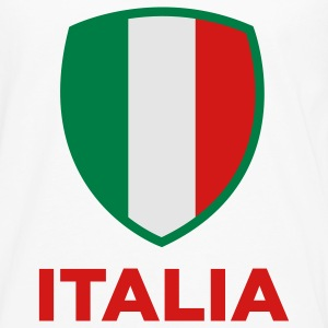 National Flag of Italy Tanks - Men's Premium Long Sleeve T-Shirt