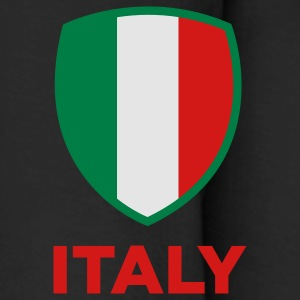 National Flag of Italy Bottoms - Men's Premium Long Sleeve T-Shirt