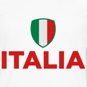 National Flag of Italy Kids' Shirts - Men's Premium Long Sleeve T-Shirt