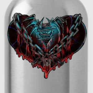 Nightmare Heart Chained - Water Bottle
