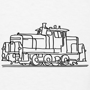 Diesel locomotive Mugs & Drinkware - Men's T-Shirt