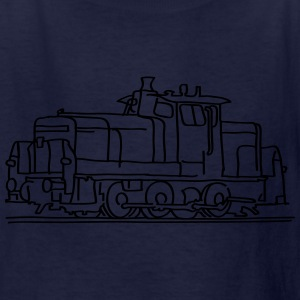 Diesel locomotive Kids' Shirts - Kids' T-Shirt