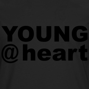 Young at heart T-Shirts - Men's Premium Long Sleeve T-Shirt
