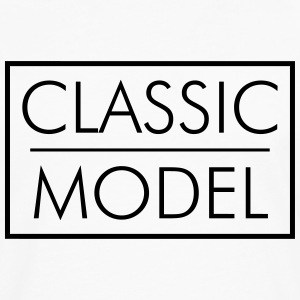 Classic Model Women's T-Shirts - Men's Premium Long Sleeve T-Shirt