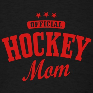 Hockey mom Long Sleeve Shirts - Men's T-Shirt