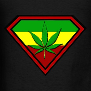Super Ganja man - Men's T-Shirt