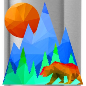 Bear Mountain Range - Water Bottle