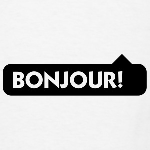 Bonjour! Other - Men's T-Shirt