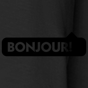 Bonjour! Bottoms - Men's Premium Long Sleeve T-Shirt