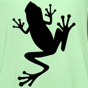 frog T-Shirts - Women's Flowy Tank Top by Bella