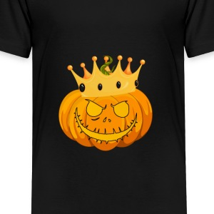 Pumpkin King - Toddler Premium T-Shirt