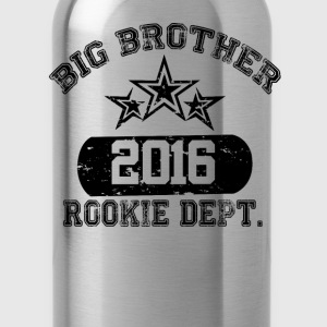 New Big Brother 2016 Rookie Dept T-Shirts - Water Bottle
