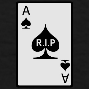 Rest in Peace Ace of Spades Mugs & Drinkware - Men's T-Shirt