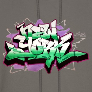 RANGE - Design for New York Graffiti Color Logo Women's T-Shirts - Men's Hoodie